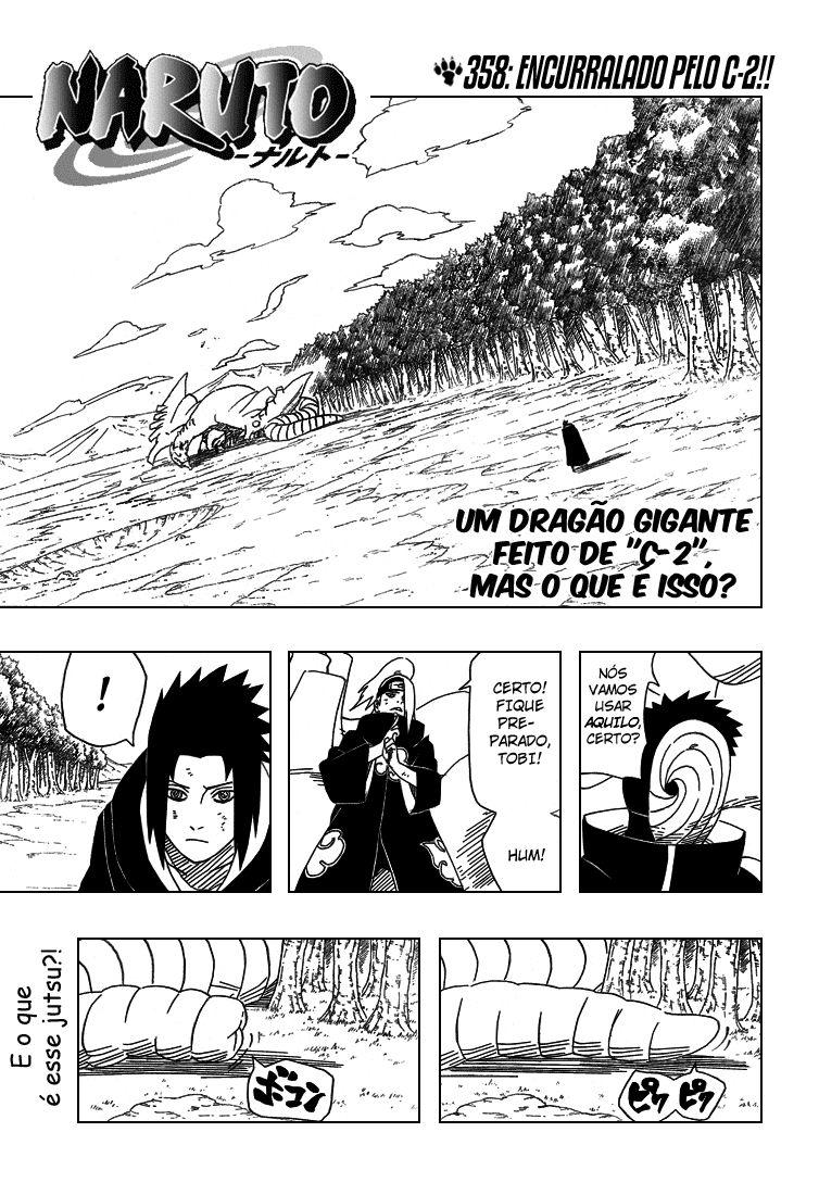 Sasuke Hebi com ou sem Juin é muito lento Sasuke10
