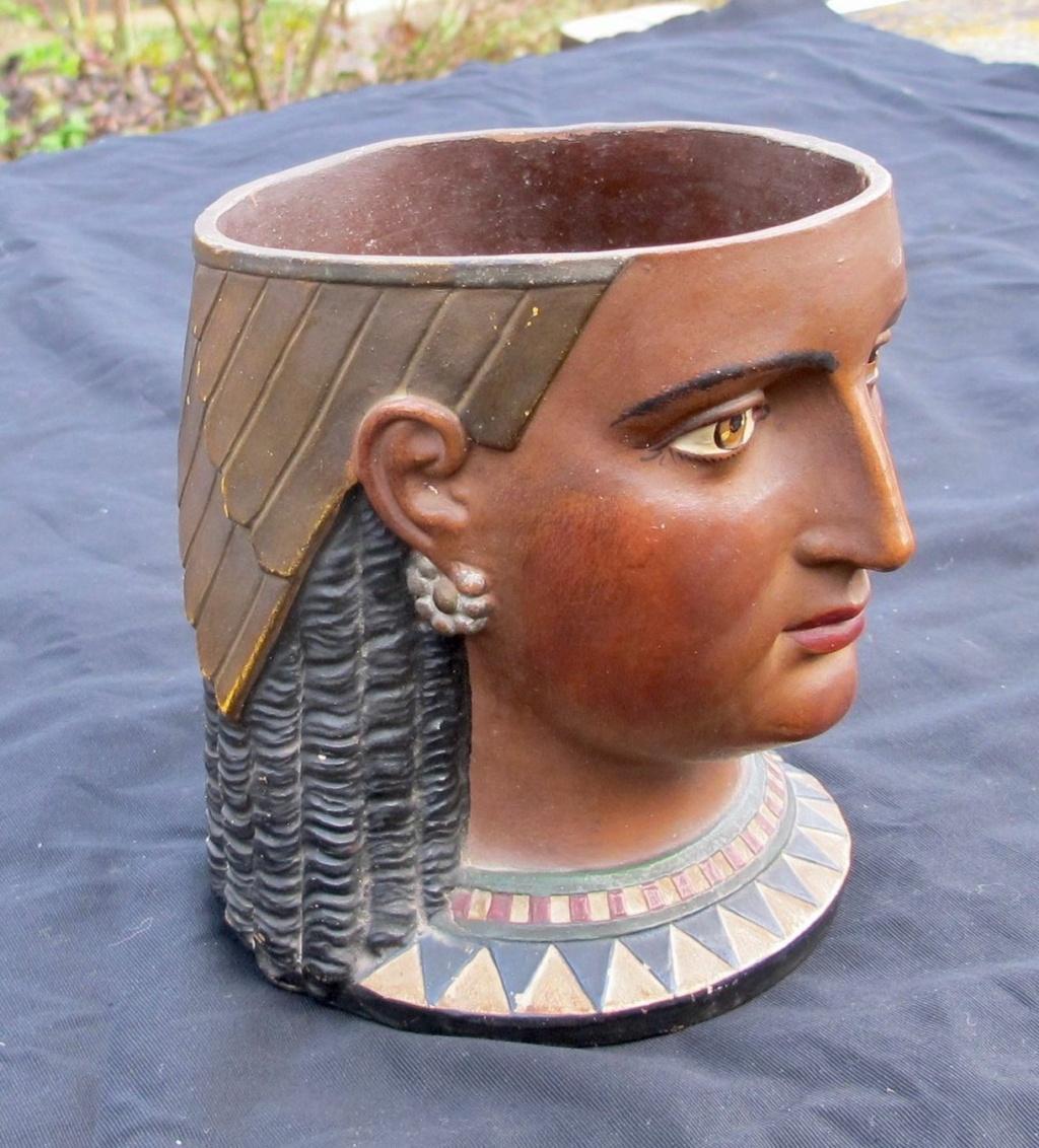 Tobacco jar Egypt head, AS mark  Downlo12
