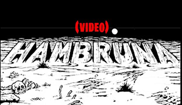 Video HAMBRUNA - Editado a partir de una historieta de O.. Mejía Hambru10