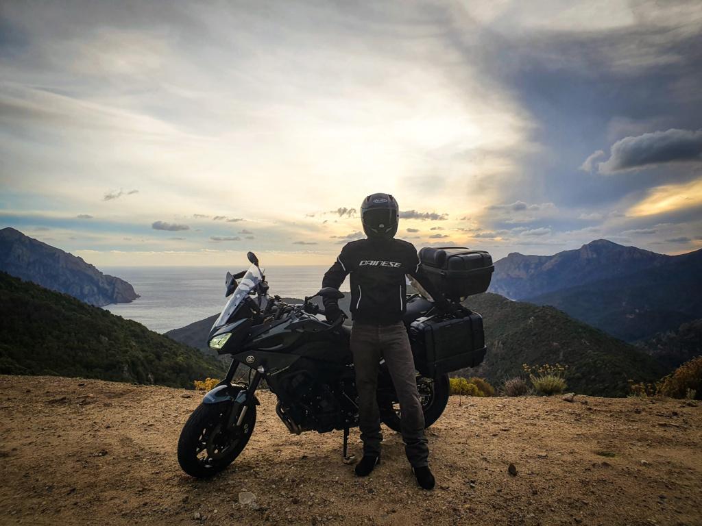La -Tracer 900 Mountain Green 2017- de VashFox A10