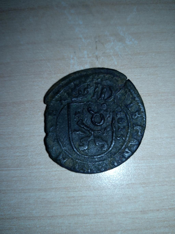 8 maravedís de Felipe IV de Segovia, 1625, resellados. Img_2010