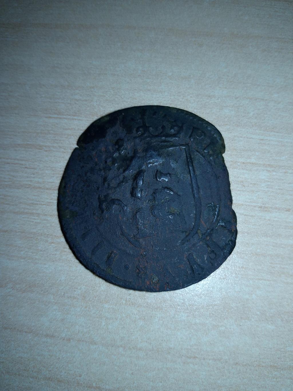 8 maravedís de Felipe IV de Segovia, 1625, resellados. Img_2011
