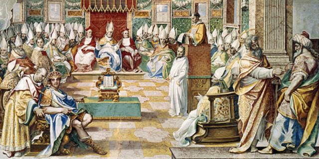 Le mystère de la bible perdue de st-Paul, que nous cache-t-on ? Concil10