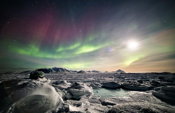 Anomalies du cercle polaire arctique : aperçu archéologique sous le pergélisol E340fc10