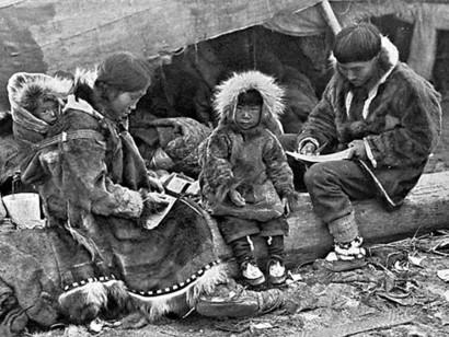 Anomalies du cercle polaire arctique : aperçu archéologique sous le pergélisol Famigl10