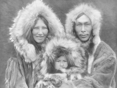 Anomalies du cercle polaire arctique : aperçu archéologique sous le pergélisol Famigl11