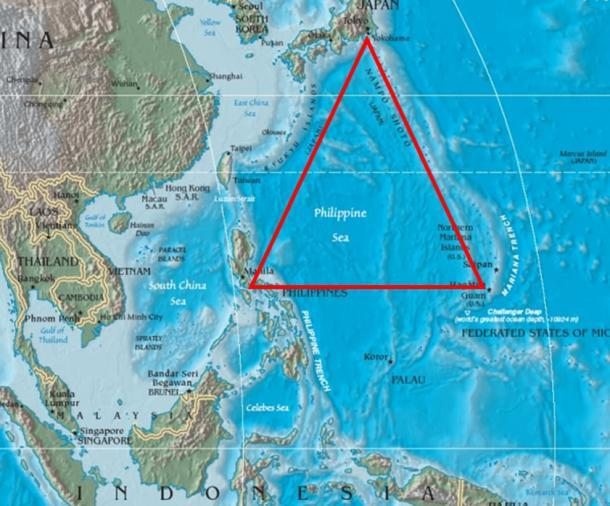 Triangle des Bermudes du Pacifique - La Mer du Diable Formos10