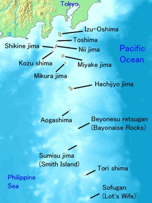 Triangle des Bermudes du Pacifique - La Mer du Diable Map-of10