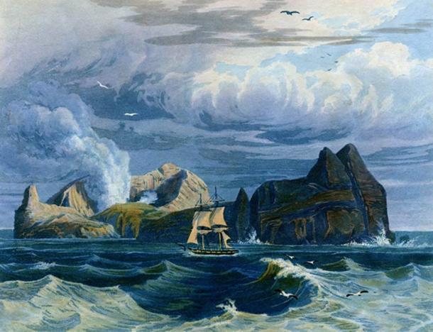Triangle des Bermudes du Pacifique - La Mer du Diable Rough-10