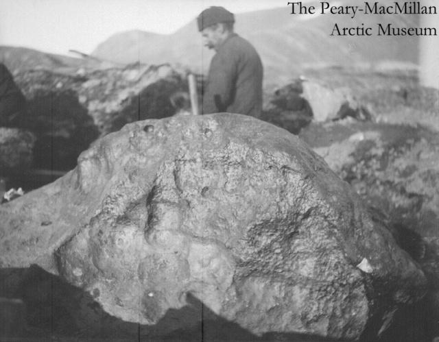 Anomalies du cercle polaire arctique : aperçu archéologique sous le pergélisol Tumblr10