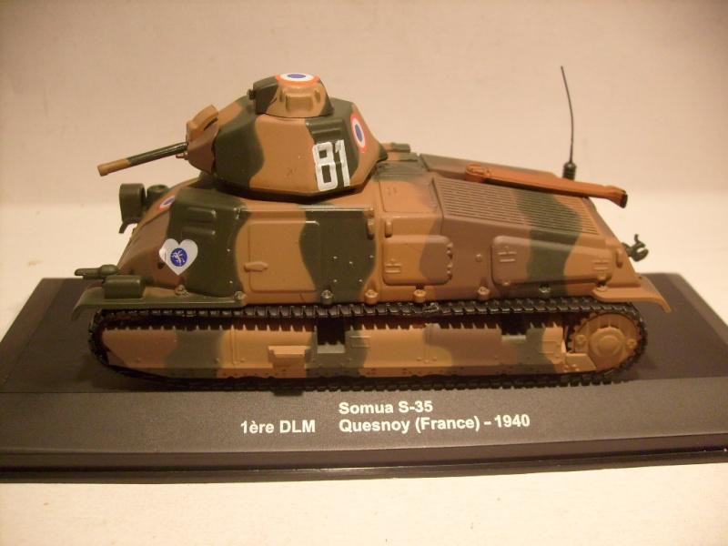 """retour de la serie """"véhicules militaires de la WWII au 43 eme"""" par Eaglemoss S7304627"""