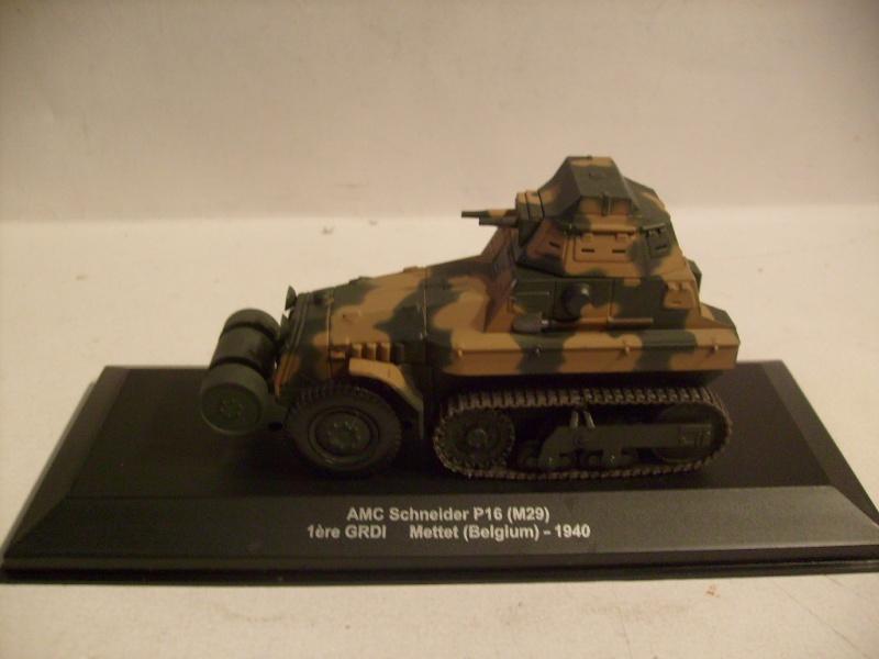 """retour de la serie """"véhicules militaires de la WWII au 43 eme"""" par Eaglemoss S7304965"""