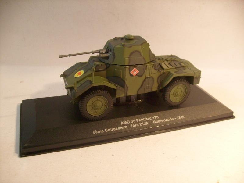 """retour de la serie """"véhicules militaires de la WWII au 43 eme"""" par Eaglemoss S7305117"""