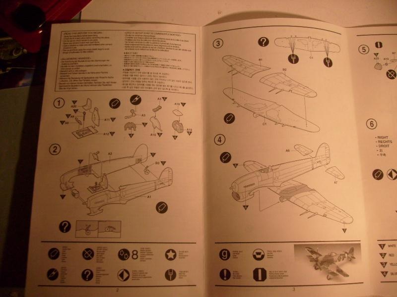 Comparatif des Typhoons mk 1 B de diverses marque S7305774