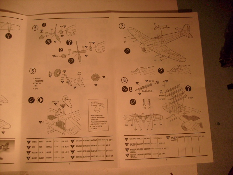 Comparatif des Typhoons mk 1 B de diverses marque S7305775
