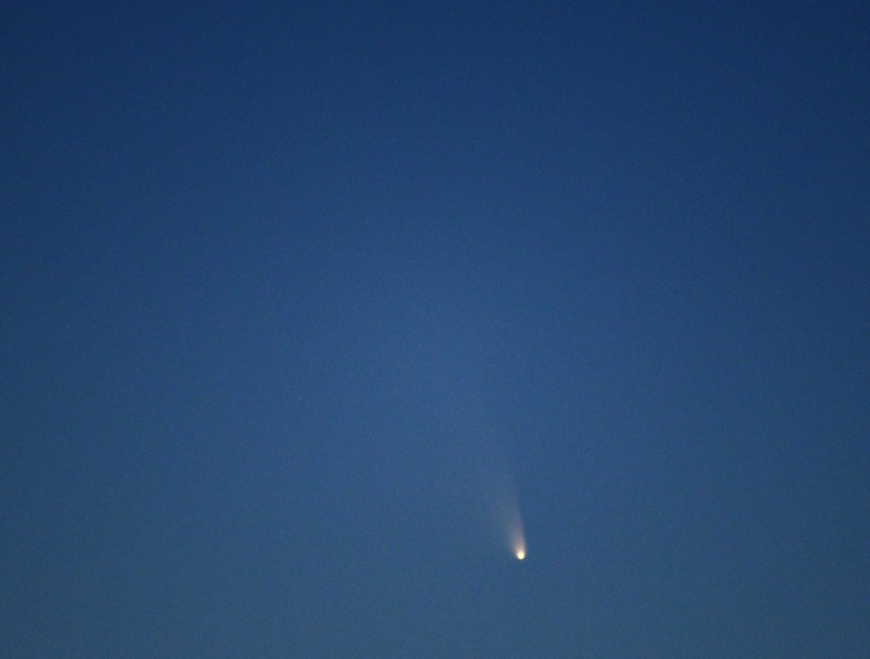 comète panstarrs  Pansta11