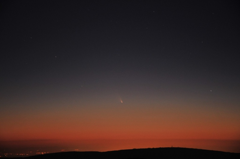 comète panstarrs  Pansta13