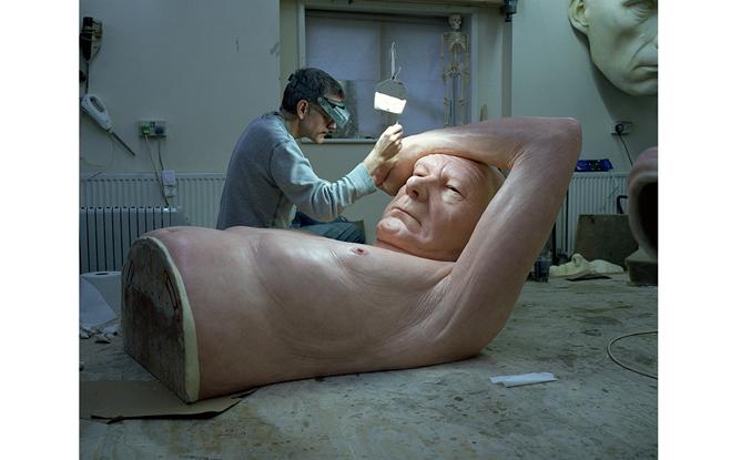 Ron Mueck [sculpteur] - Page 2 4be02610