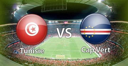 Match Tunisie - Cap-Vert - 6è journée Eliminatoires coupe du monde Afrique.  2014 Brazil Tunisi10
