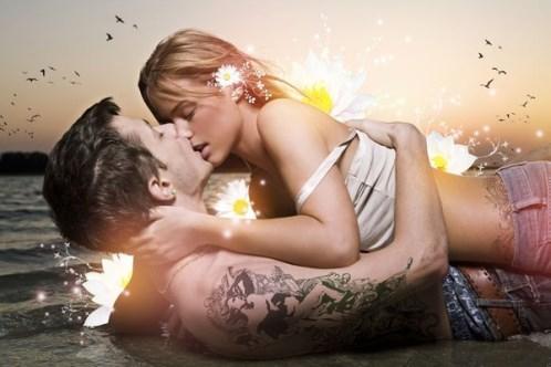 Un jour l'amour.  Ec2f8411