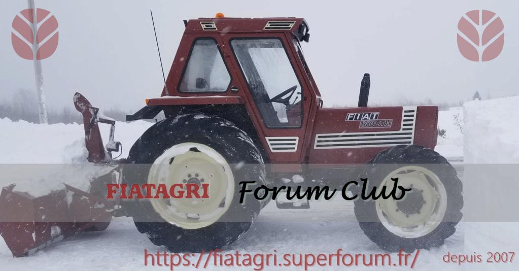 FIATAGRI le forum club