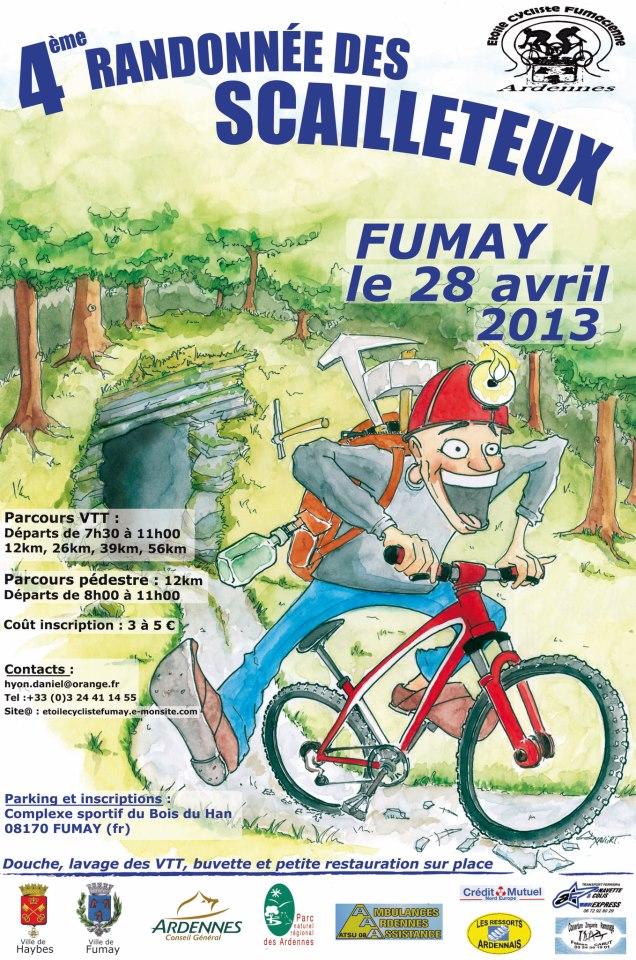 [28/04/2013] Rando VTT des SCAILETEUX à Fumay Rando_10