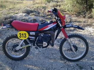DTMX 125cc Membres / Modèles endurisés 13011