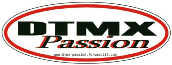 """Production d'autocollants """"Dtmx Passion"""" Sticke11"""