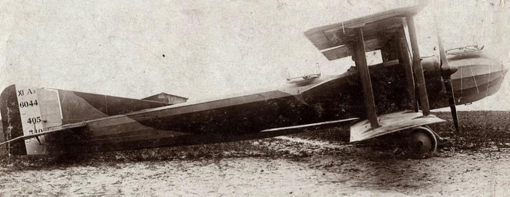 Couleurs des avions premier quart du XXe S Caudro13