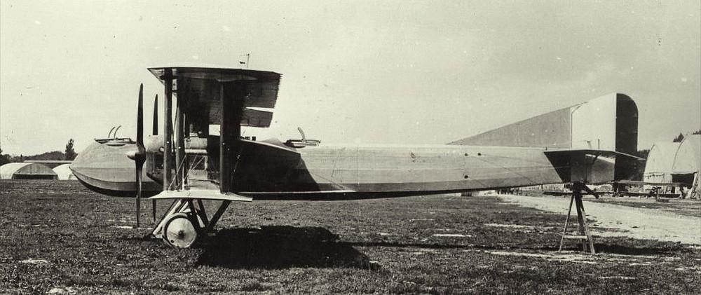 Couleurs des avions premier quart du XXe S Caudro14