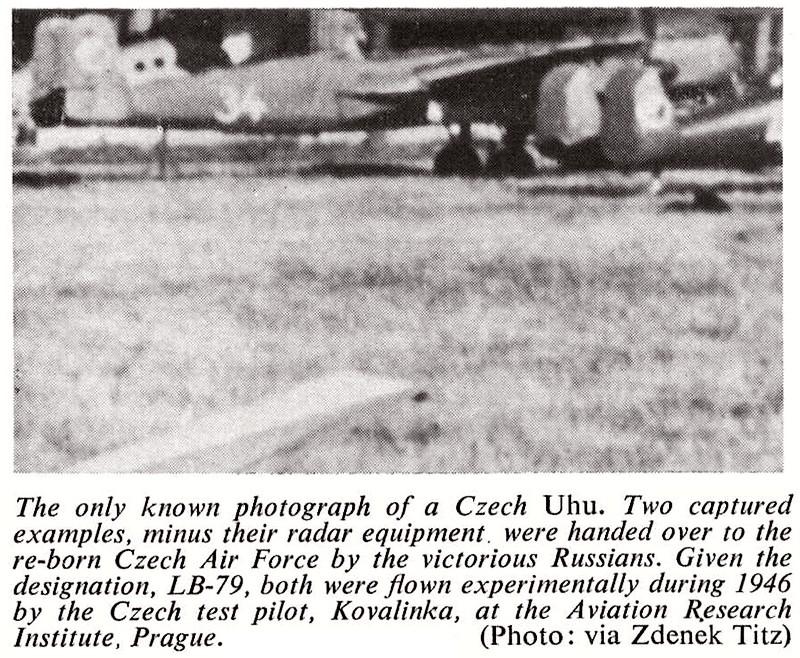 recherche de documentation sur le heinkel 219 TCHEQUES He-21910