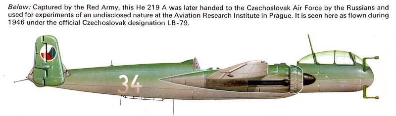 recherche de documentation sur le heinkel 219 TCHEQUES He-21911