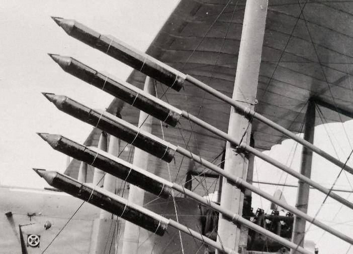 identifier avion de chasse 1917 Leprie11