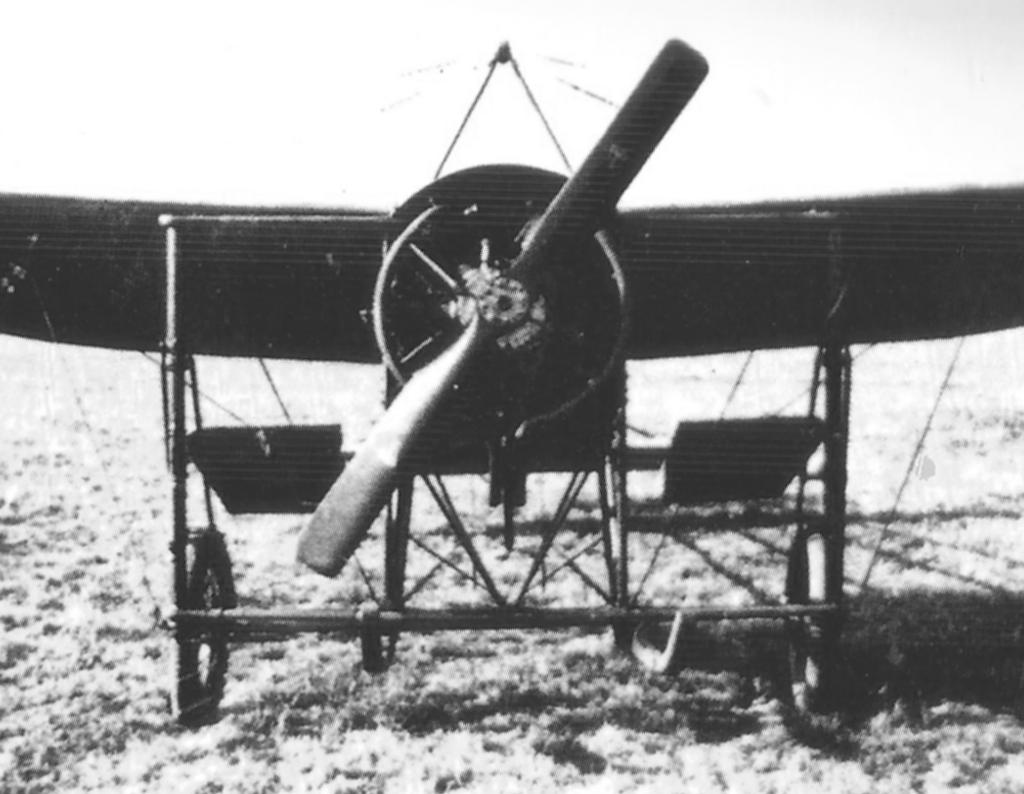 Une petite hélice Baratte ratmanoff Pingou11