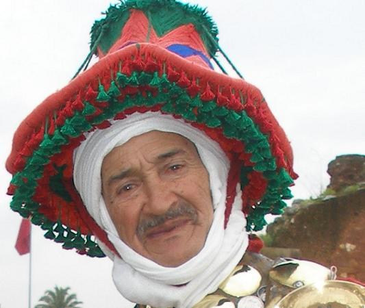 LES PORTEURS D'EAU, GHERABS DU MAROC 1010
