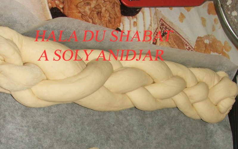 SPECIALITES DU SHABAT A SOLY 3910
