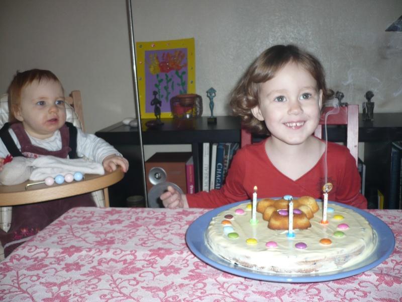 Joyeux anniversaire jolie Louison!!!! P1070410
