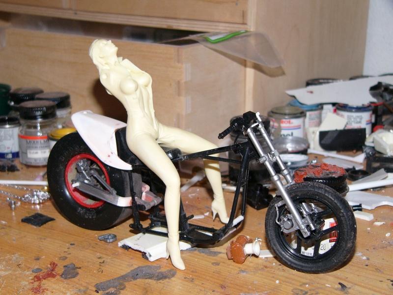 mustang 1/12 + moto A_drag10