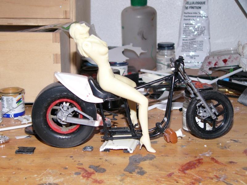 mustang 1/12 + moto A_drag11