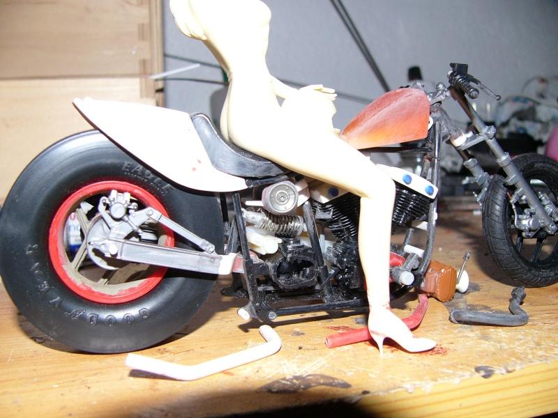 mustang 1/12 + moto A_drag13