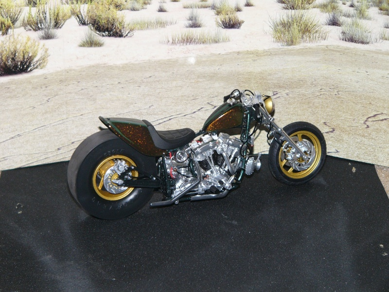 mustang 1/12 + moto Drag_012