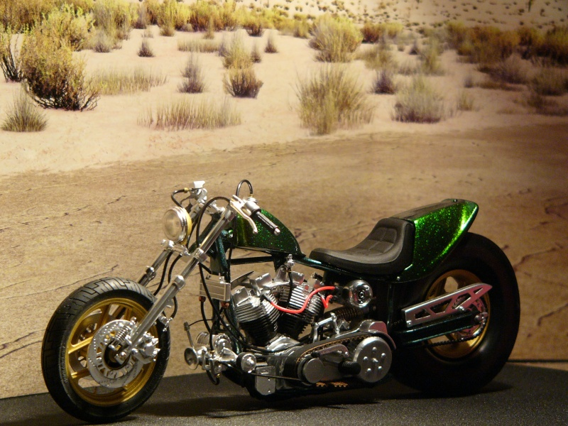 mustang 1/12 + moto Drag_015
