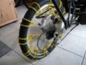 """""""Corde"""" à neige pour pneu sur Trike Corde_17"""