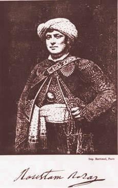 Roustam RAZA le Mamelouk de Napoléon Ier Rousta12