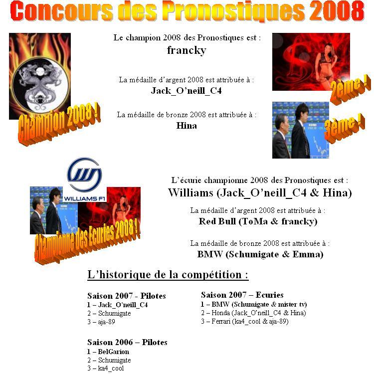 ★ PRONOSTIQUES 2008 ★ - Page 13 Cp200810
