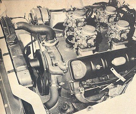 AMC stroker 418 CID 418-0310