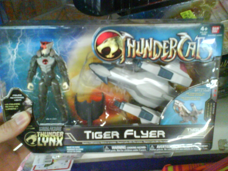 Cosmocats / Thundercats (Bandai) 2011 - 2012 - Page 23 Dsc00911