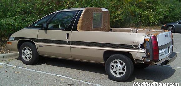 Pontiac Trans Sport pick-up 4 et 6 roues Car-ph10