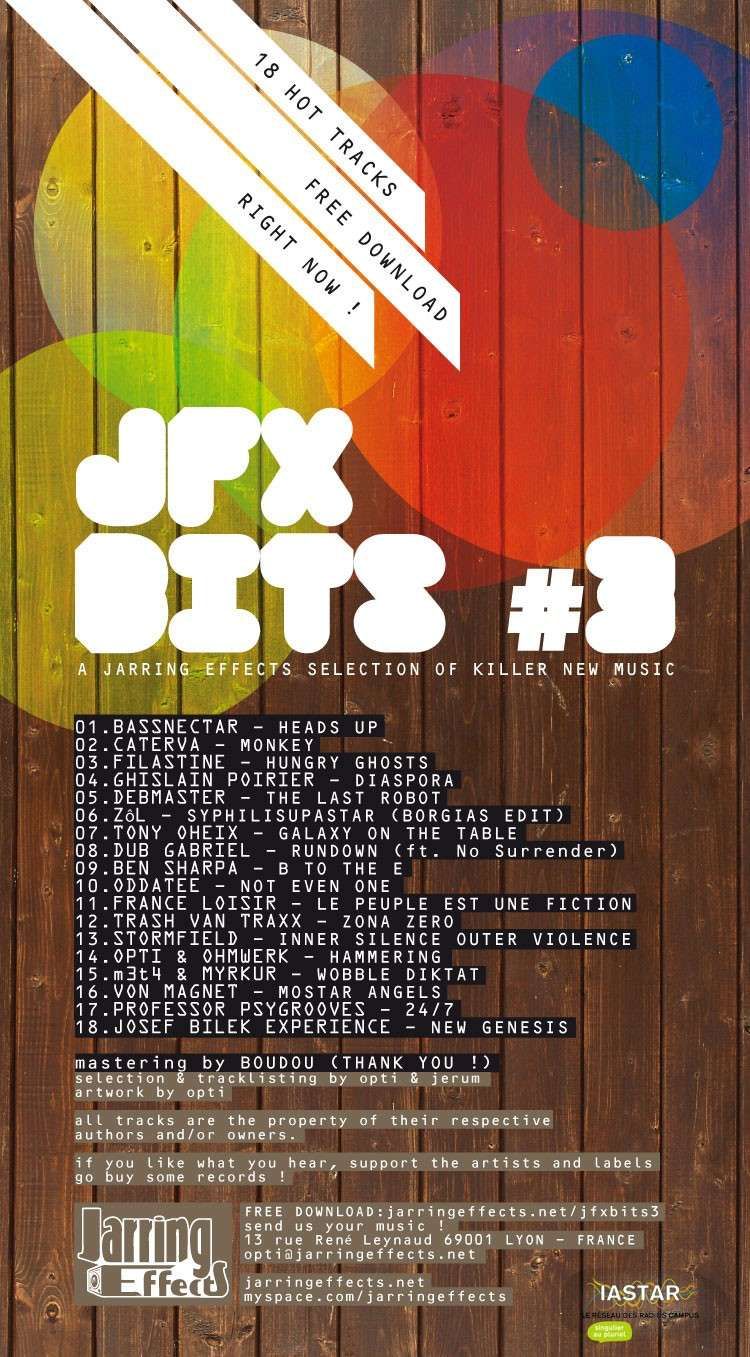 Free Download - JFX Bits vol.3 Jfxbit10