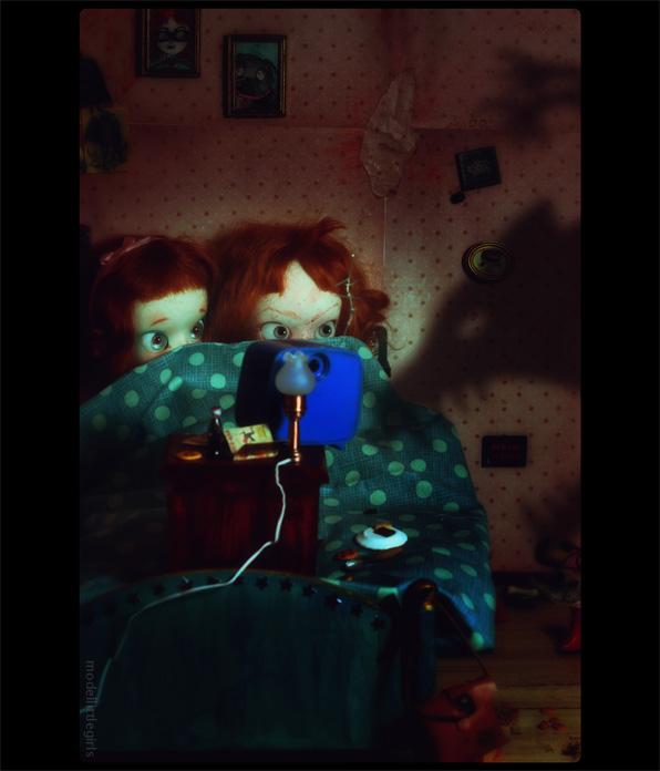Les Petites Filles Modèles - Saturday afternoon 03_bew10